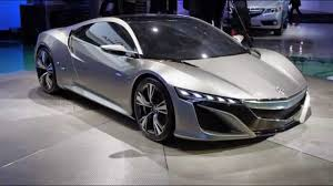 Acura Nsx Power 2016 Acura Nsx Specs Review