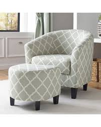 Upholstered Accent Chair Save Your Pennies Deals On Pulaski Quatrefoil Upholstered Accent