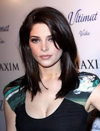 pictures of medium haircuts for women of 36 years length hairstyles for fine hair and round face