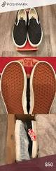nib madewell vans classic slip ons quilted flannel nwt vans