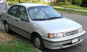 toyota tercel 1 3 1995 photo and specs new auto2017 com