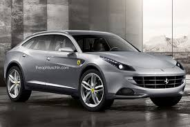 ferrari concept this ferrari suv concept teases what could have been