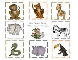 printable zoo animals kids coloring free kids coloring