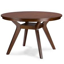Cleaning A Wooden Dining Table by Efficient Modern Round Dining Table Home Designs