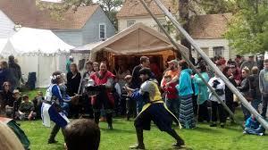knight battle renaissance faire in smithville nj youtube