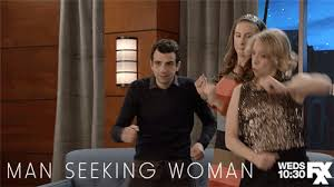 Seeking Gif Fxx Renews Seeking For Season 3 Tv
