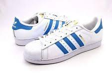 adidas superstar light blue adidas superstar foundation mens sneakers by3716 13 ebay