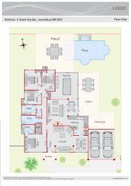 colour floor plan product range