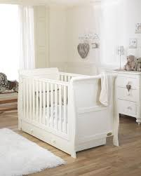 Sleigh Cot Bed Sleep Sleigh Cot Bed White Paul Stride