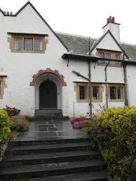 Tudor Architecture Voysey U201cgarden Corner U201d Chelsea Staircase Baillie Scott U0027s U201con