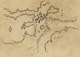 how to draw a map fantastic maps