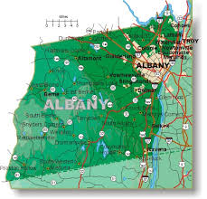albany map hv hudson valley albany county menu