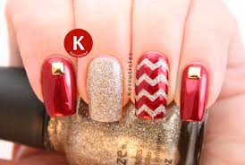 red nails with designs gallery nail art designs
