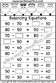 balancing equations free printable worksheets u2013 worksheetfun