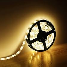Led Strips Lights by Amber 5050 12v Led Strip Flexible Light 60 Leds 5m Roll 300smd