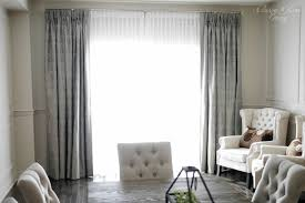 Hanging Curtains With How To Hang Curtains With Sheers My Web Value
