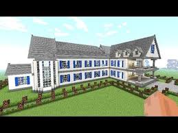 how to make blueprints for a house minecraft how to make a big house complete guide of minecraft