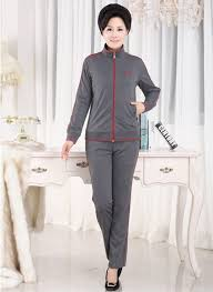 sale in older women sports suit sport middle aged mom