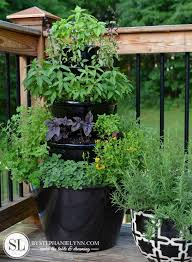 64 best diy tiered planter images on pinterest tiered planter