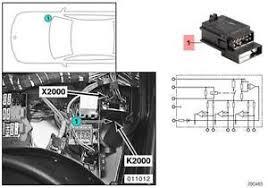 genuine bmw e34 e36 e38 e39 compact sedan relay glow plug oem