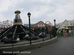 Sox Flags Over Texas Batwing At Six Flags Over Texas Theme Park Archive