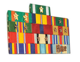 thin ribbon build your ribbons rack medals of america
