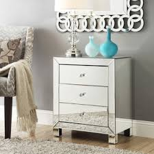 3 drawer accent table esmond mirrored 3 drawer accent table by inspire q bold free