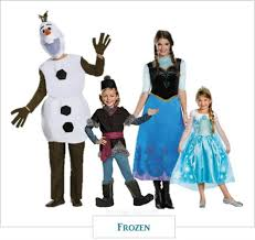 Mermaid Halloween Costume Kids Disney Family Halloween Costume Ideas Cinderella Frozen Snow