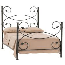 news wrought iron queen headboard on queen ii wrought iron