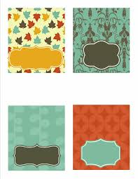 free thanksgiving printouts free thanksgiving party printables set 1 second chance to dream