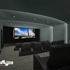 Home Theater Design Group Home Theatre Installation - Home theater design group
