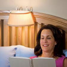 Headboard Reading Light by Headboard Light Headboard Lamp Over The Bed Light Walter Drake