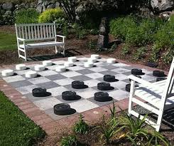 Diy Backyard Games by Awesome Outdoor Diy Projects For Kids Paver Stone Patio Paver