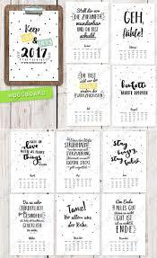kalendersprüche monat kalender 2017 meer by dahms meer shop