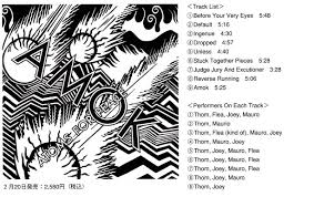 Radiohead The King Of Limbs Live From The Basement Atoms For Peace Amok Album The King Of Limbs Part 2