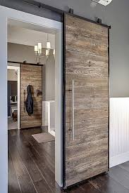 Sliding Wooden Doors Interior 13 Reasons Reclaimed Wood Is So Right Now Doors Modern And