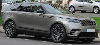 first land rover range rover velar wikiwand