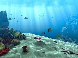 kids room mural minimotives real underwater city