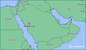 middle east map medina where is medina saudi arabia medina al madinah al munawwarah