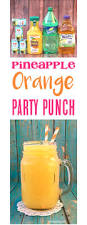 pineapple orange punch recipe this easy party punch is perfect