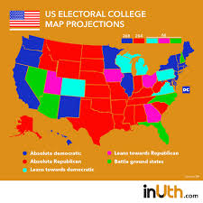 2016 Electoral Map Predictions 15 Days To The Election by Us Elections Live First Cnn Exit Polls Show Voters Are Neither