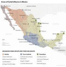 sinaloa mexico map mexico s cartels will continue to splinter in 2017 stratfor