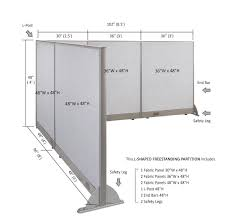 portable rooms partitions