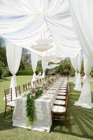 romantic outdoor wedding centerpieces ideas 19 vis wed