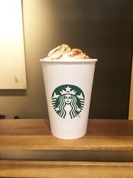starbucks pumpkin spice latte 2017 popsugar food
