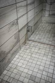 faux wood tile bathroom floor decoration ideas