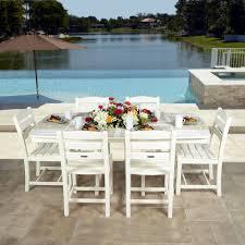 polywood nautical dining set