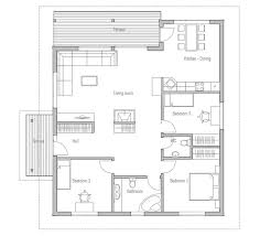 Modern House Floor Plans With Pictures 191 Best Sm Houses Images On Pinterest Small Houses Floor Plans