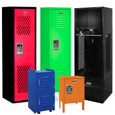 lockers for bedrooms kids lockers schoollockers com