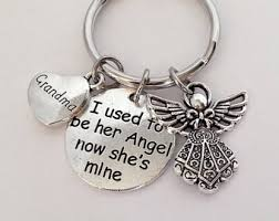 memorial gifts for loss of memorial keychain etsy